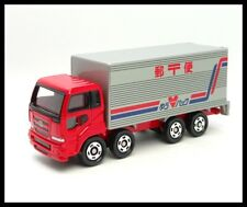 TOMICA NISSAN DIESEL BIG THUMB POST DELIVERY VAN Mail Truck 65 TOMY