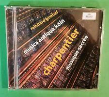 CD - Charpentier - Musique Sacree - Reinhard Goebel - Musica Antiqua Koln