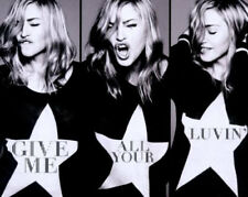 madonna - give me all your luvin (2-track) (CD NEU!) 602527974569