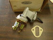 NOS OEM Ford 1976 1977 1978 Pinto Fuel Pump 2300cc + Mercury Bobcat