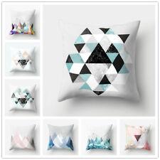 Polyester Throw Cushion Case Pillow Cover Car Pillowcase Home Bed Decor 45*45cm
