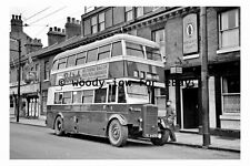 pt9249 - Derby Bus - RC 8426 at Wrights Vaults Pub - photograph