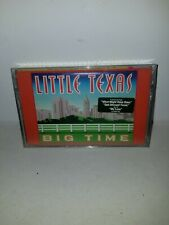 Little Texas Cassette Big Time. FACTORY SEALED