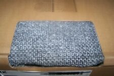 New Ikea KIVIK  Three [3] seat sofa COVER SET in Lejde Grey/Black