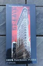 NEW NYC '5th Avenue Icon' Evangeline Taylor 1000 Pc, Panoramic JIGSAW PUZZLE