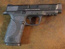 Sand Paper Pistol Grip Enhancements for S&W M&P - 9mm, 40 Cal., 22 LR, 357 Sig