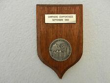 médaille de table militaire tape de bouche 5ème régiment hélicoptères de combat