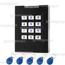 Standalone Door Access Controller Keypad & ID/EM Card Reader Backligh MG601-5T