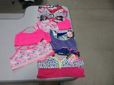 9 Youth Girls Underwear Support Bra Under Garment Joe Boxer Top Clothes Xl Lot