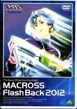 MACROSS FLASHBACK 2012-JAPAN DVD I98