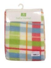Fleece Safari Nursery Blankets & Throws