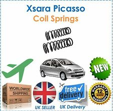For Citroen Xsara Picasso 1.6 1.8 2.0HDi 2000-2005 Front Coil Springs New