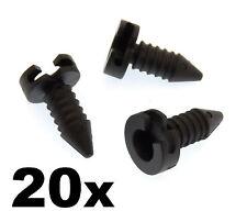 20x Land Rover Defender Plastic Trim Clip /Stud Fastener for Interior Door Card