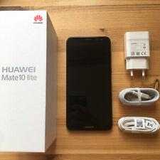 Huawei Mate 10 Lite Dual SIM RNE-L21 64GB 4G LTE Graphite Black schwarz
