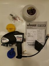 Wagner Optimus Dual Tip Paint Sprayer Gun 5.4 GPH