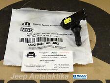 Tire Pressure Monitoring System (TPMS) Sensor 56029481AB Jeep Genuine Mopar