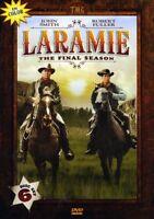Laramie: The Fourth Season (The Final Season) [New DVD] Slim Pack