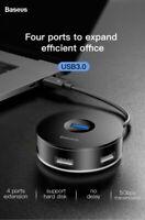 GENUINE Baseus 5 Port USB Hub, USB 2.0/USB 3.0, UK SELLER, with 2 YEAR WARRANTY