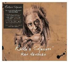 Ken Hensley - Rare & Timeless - New CD Album - Pre Order 30th March