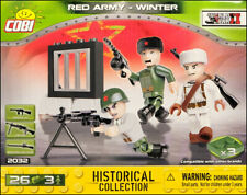 COBI Red Army - Winter - 3 figurines (2032) - 26 elem.