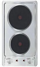 Placa de cocina autárquicas doble placa de cocina doble placa de cocina de acero inoxidable instalación Domino 2 placa