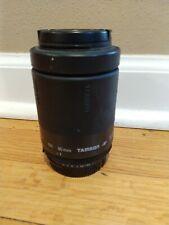 TAMRON AF f4.5-5.6 80-210mm lens A-mount from Japan