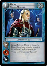 LOTR TCG T&D TREACHERY & DECEIT Haldir WM 18R14 NM/MINT a Top Shelf Card
