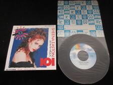 Sheena Easton 101 Japan Promo 7 inch Vinyl Single Prince Synth