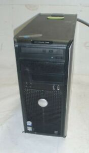 Dell Optiplex 755 Desktop Computer Model: DCSM w Windows Vista Home Basic COA