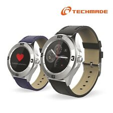 TECHMADE TECHWATCHONE ROUND NERO TECHWATCH-RD-BK