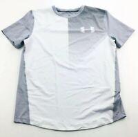 Under Armour Boys Raid Loose HeatGear Short Sleeve Shirt Size Medium NEW