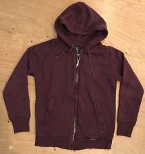Holden Zip Up Sweatshirt Hoodie Womens Size Small S