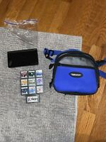 Nintendo USG001 DS Lite Handheld System - Black With Bundle!