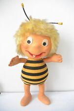 Figurine / peluche Maya l'abeille Anubis vintage - No Popy Ceji Albator Goldorak