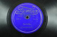 Frisco Syncopators Hot Dance Jazz Famous 78 RPM-Bambalina/Farewell Blues