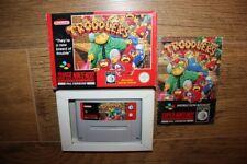 Jeu Troddlers pour console Super Nintendo SNES en boite complet (2)