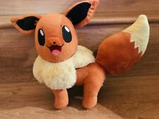 TOMY Pokemon Eevee T18983 Official Deluxe Large Plush Toy Figure