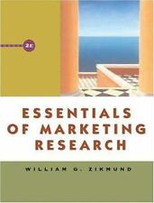 Essentials of Marketing Research (with WebSurveyor Certificate and InfoTrac) (Th