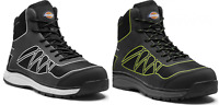 Dickies Phoenix Safety Boot Black and Grey - Various Sizes