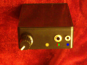 BOB BECK BLOOD ELECTRIFIER   WITH COLLOIDAL SILVER GENERATOR