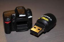 USB-Stick als Spiegelreflex Kamera Modell Nikon DX 16GB – Neu
