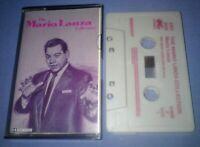 THE MARIO LANZA COLLECTION cassette tape album