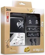 Bigben Interactive Full Pack Pirates Nintendo 3dsxl Spielcomputertaschen Sch...