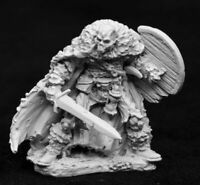 1 x CRYPT GUARDIAN SKELETON - DARK HEAVEN LEGENDS REAPER miniature jdr rpg 03951