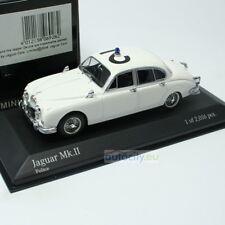 Minichamps 1/43 430130690 Jaguar MKII 1959 Police