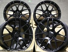 """19"""" BLACK FOX MS007 ALLOY WHEELS FITS LAND RANGE ROVER DISCOVERY SPORT BMW X5"""