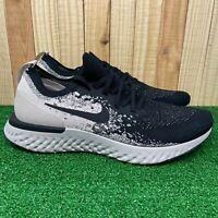 Nike Epic React Flyknit Oreo BQ8450-001 Men's Size 12