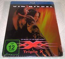 xXx / Triple X (2009, Germany) 1st Print MM Exclusive Steelbook NEW