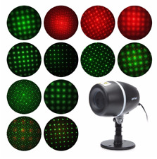 Stage disco Party home laser rotating Starry Projector Light Show