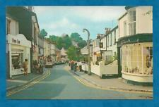 1970'S PC FORE STREET, SHALDON, DEVON - SALMON PUBLISHED